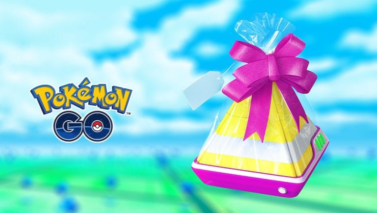 Pokémon GO gift event