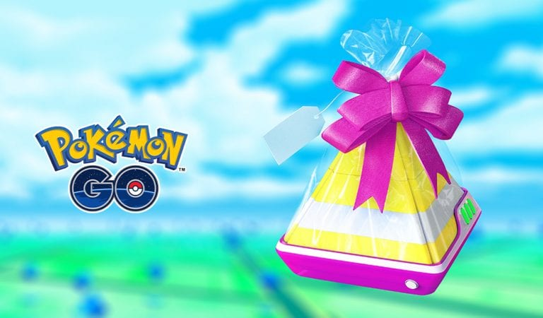 Gift Event Coming to Pokémon GO