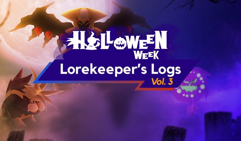 Lorekeeper's Logs, Volume 3: Ghost of a Chance