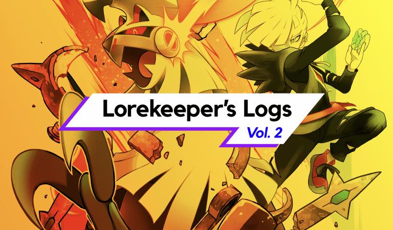Lorekeeper's Logs, Volume 2: Frankenstein's (Pocket) Monster