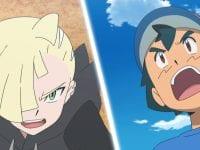 Ash vs Gladion