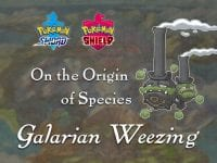 The origins of Galarian Weezing's design