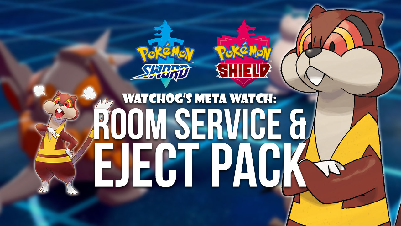 Watchog S Meta Watch Room Service Eject Pack Pokejungle