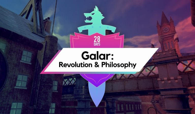 Galar, the Industrial Revolution and the Philosophy of Pokémon