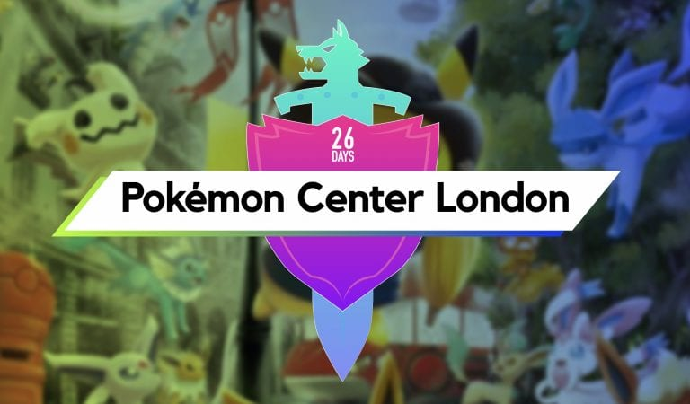 Pokémon Center London: Day One