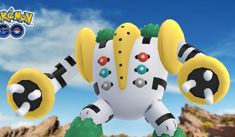 Pokémon GO announces Regi Event heralding arrival of Regigigas