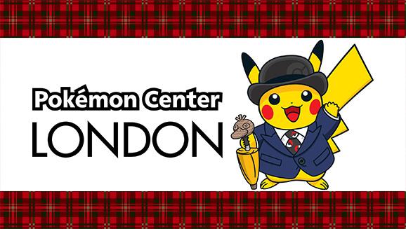 Pokémon Center London logo