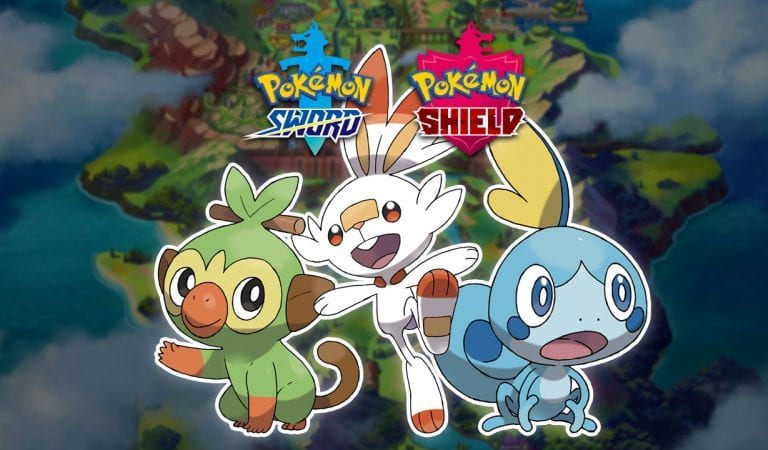 Which starting Pokémon will you choose in Sword & Shield  Part 1