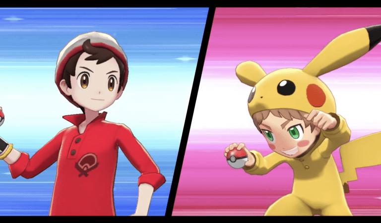 Final Pokémon Sword & Shield Promotional Video