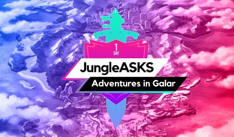 JungleASKS: Adventures in Galar