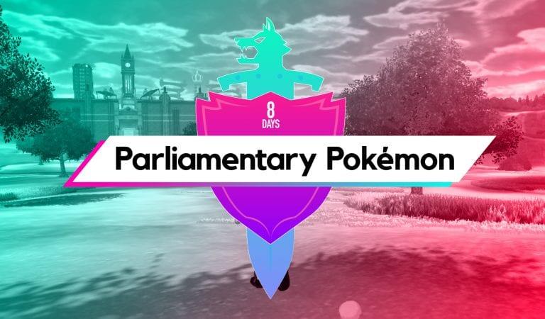 ORRDEERR! – Parliamentary Pokémon