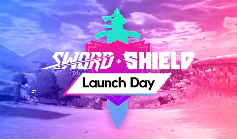 The Path to Sword & Shield: Launch Day!