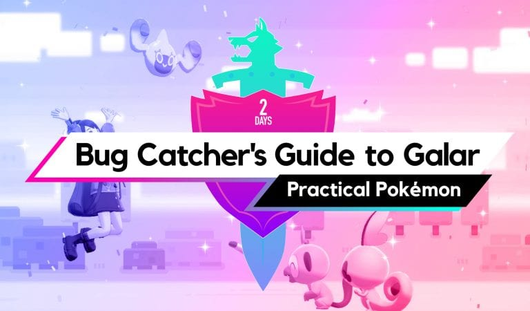 Bug Catcher's Guide to Galar: Practical Pokémon Hunting!