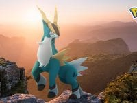 Cobalion arrives in Pokémon GO