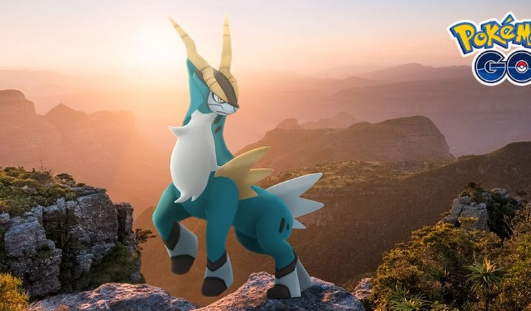 Cobalion heads to Raids in Pokémon GO: here's how to beat it