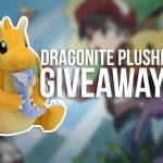 Dragonite giveaway