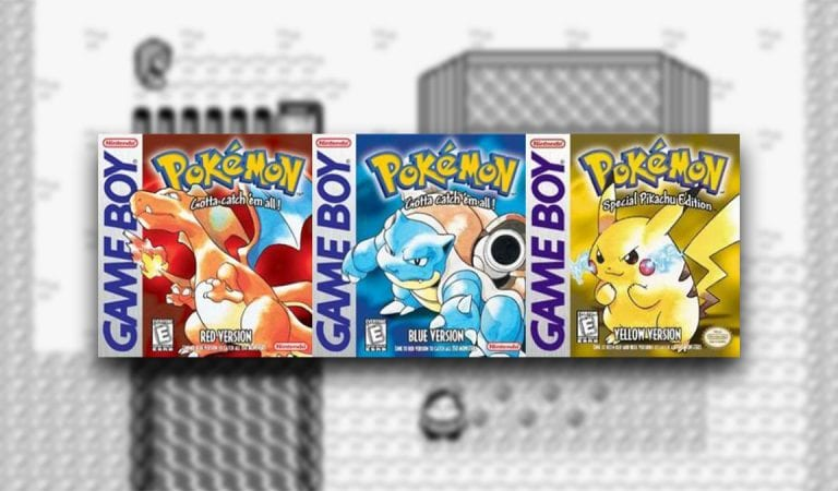 Pokémon Red, Blue & Yellow game guides added!