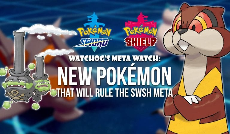 Watchog's Meta Watch: Top new Pokémon that will shake-up the Sword & Shield meta